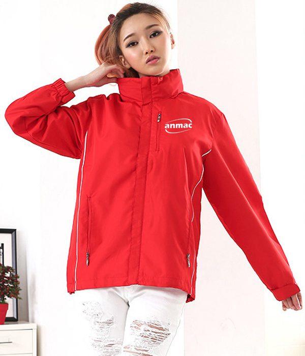 đồng phục áo khoác gió đẹp 5