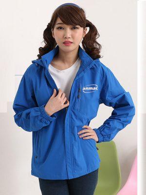 đồng phục áo khoác gió đẹp 6
