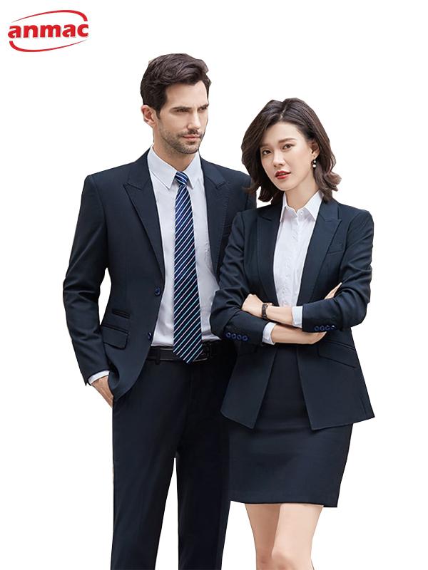 đồng phục anmac áo vest công sở