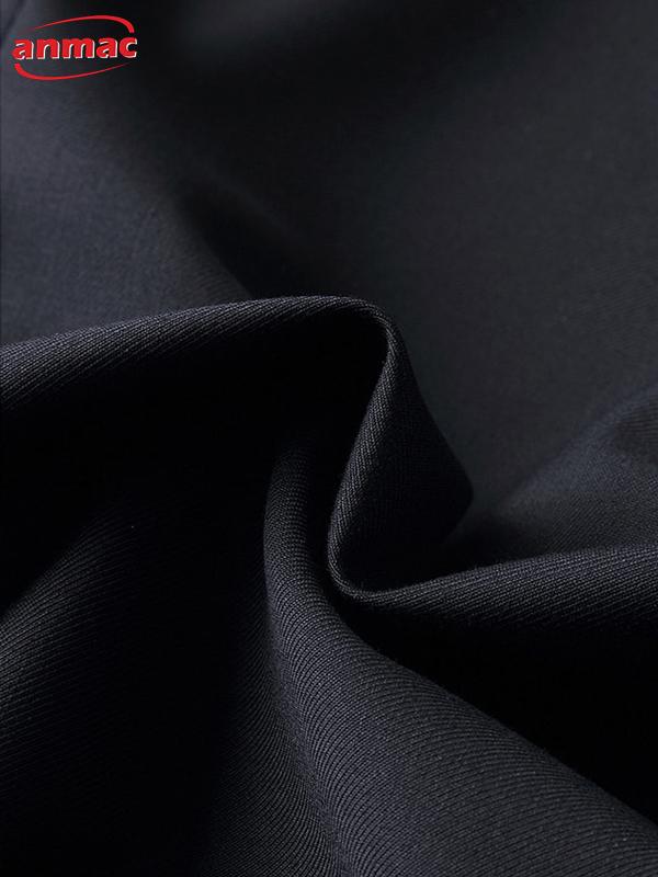 chi tiết áo vest công sở