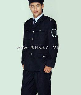 đồng phục bảo vệ bệnh viện may theo yêu cầu 07