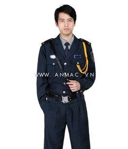 đồng phục bảo vệ bệnh viện may theo yêu cầu 15
