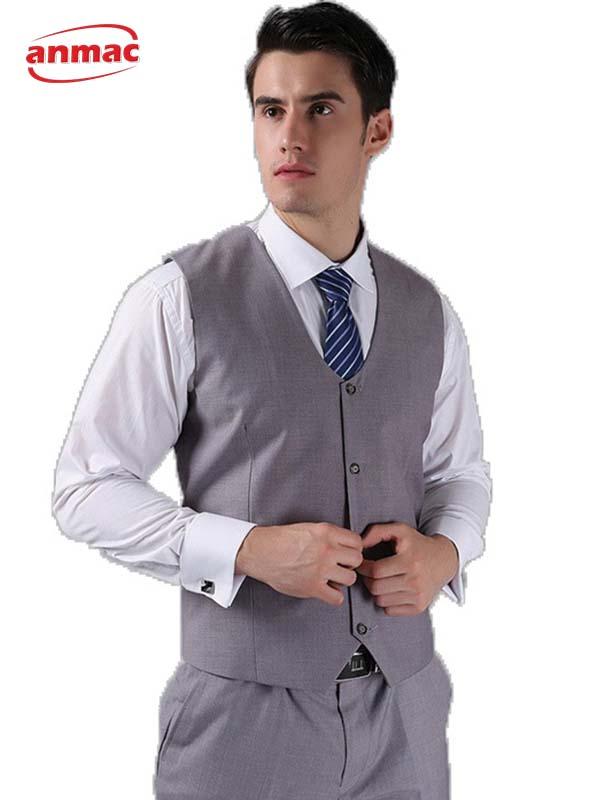 đồng phục áo gile nam
