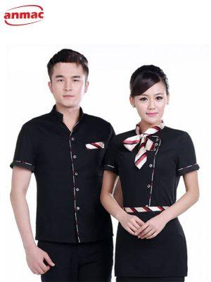 Đồng phục lễ tân nhà hàng - khách sạn 16