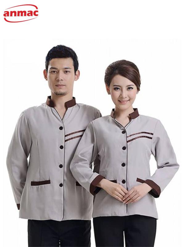 Đồng phục lễ tân nhà hàng - khách sạn 18