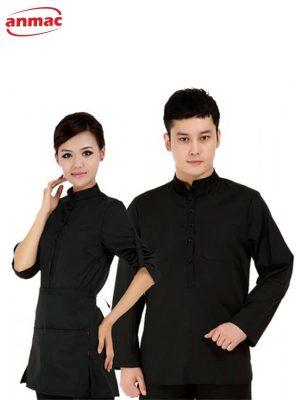 Đồng phục lễ tân nhà hàng - khách sạn 09