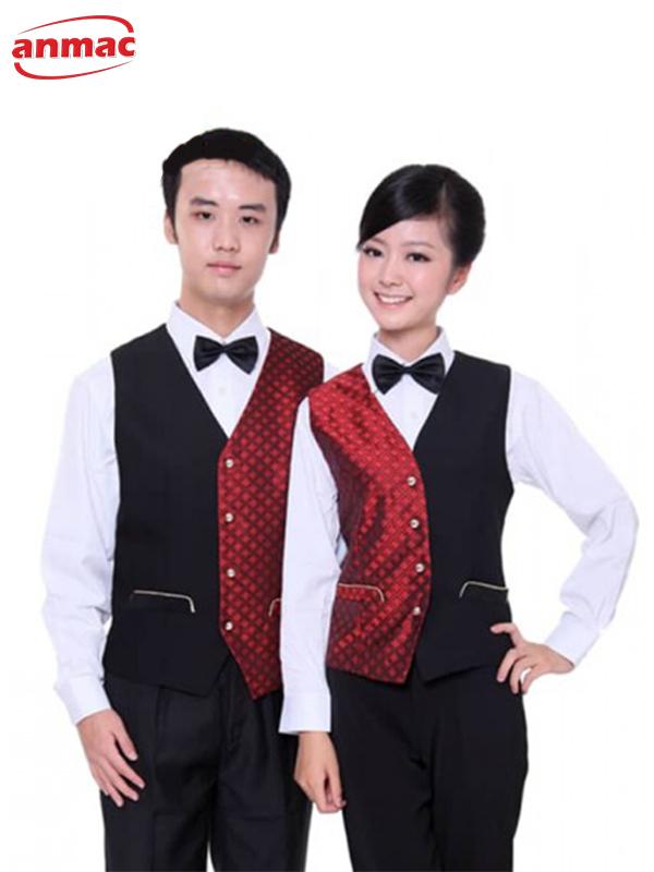 Đồng phục lễ tân nhà hàng - khách sạn 14
