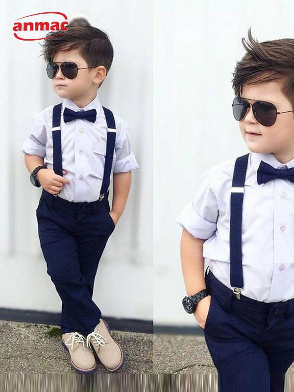 đồng phục mầm non cho bé trai