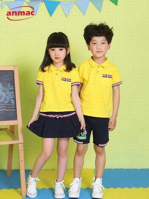 Đồng phục mầm non đẹp
