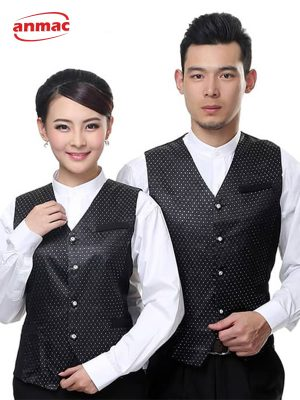 đồng phục lễ tân nhà hàng khách sạn đẹp