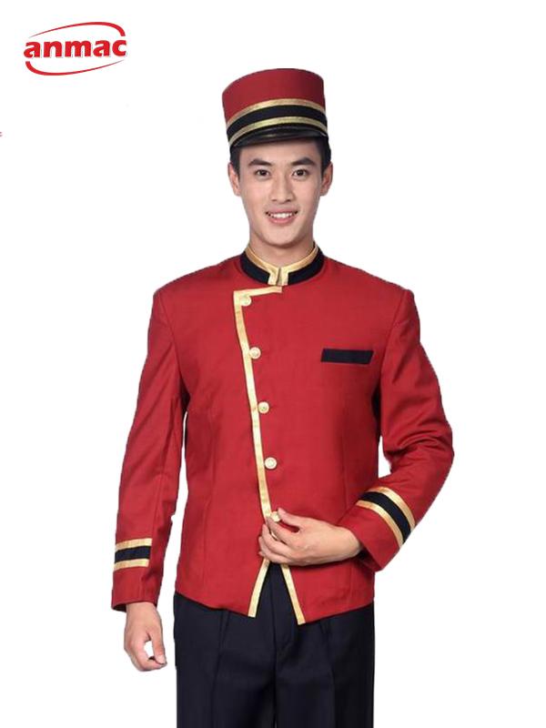 đồng phục bell khách sạn