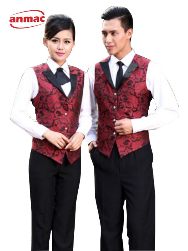 đồng phục nhà hàng khách sạn đẹp