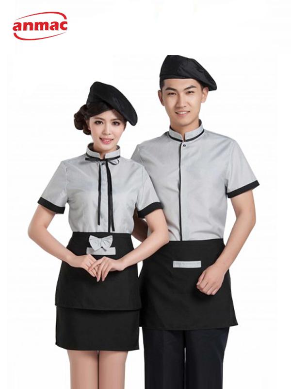 Đồng phục nhân viên tạp vụ - buồng phòng